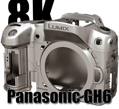 Panasonic GH6 Camera May Use Sony 41MP Sensor [IMX594CQR