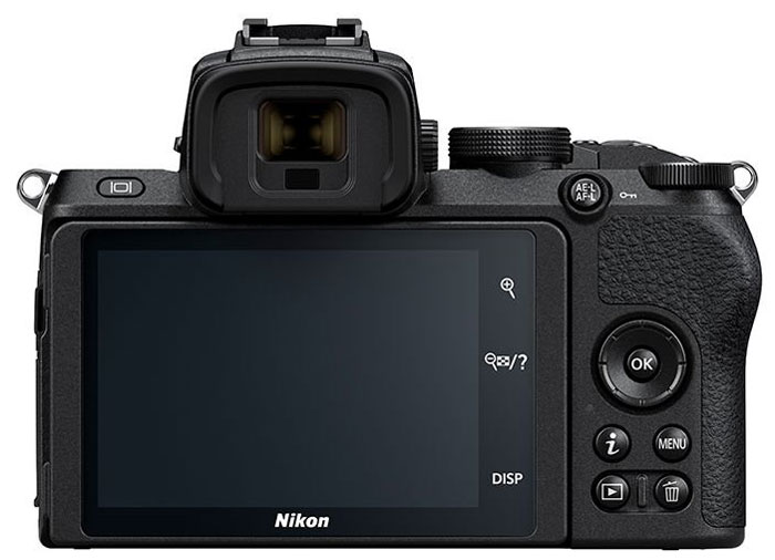 Nikon Z50 Press Images Leaked