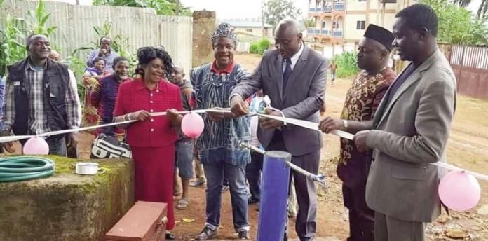 Bamenda III Council Extends Water To Bayele
