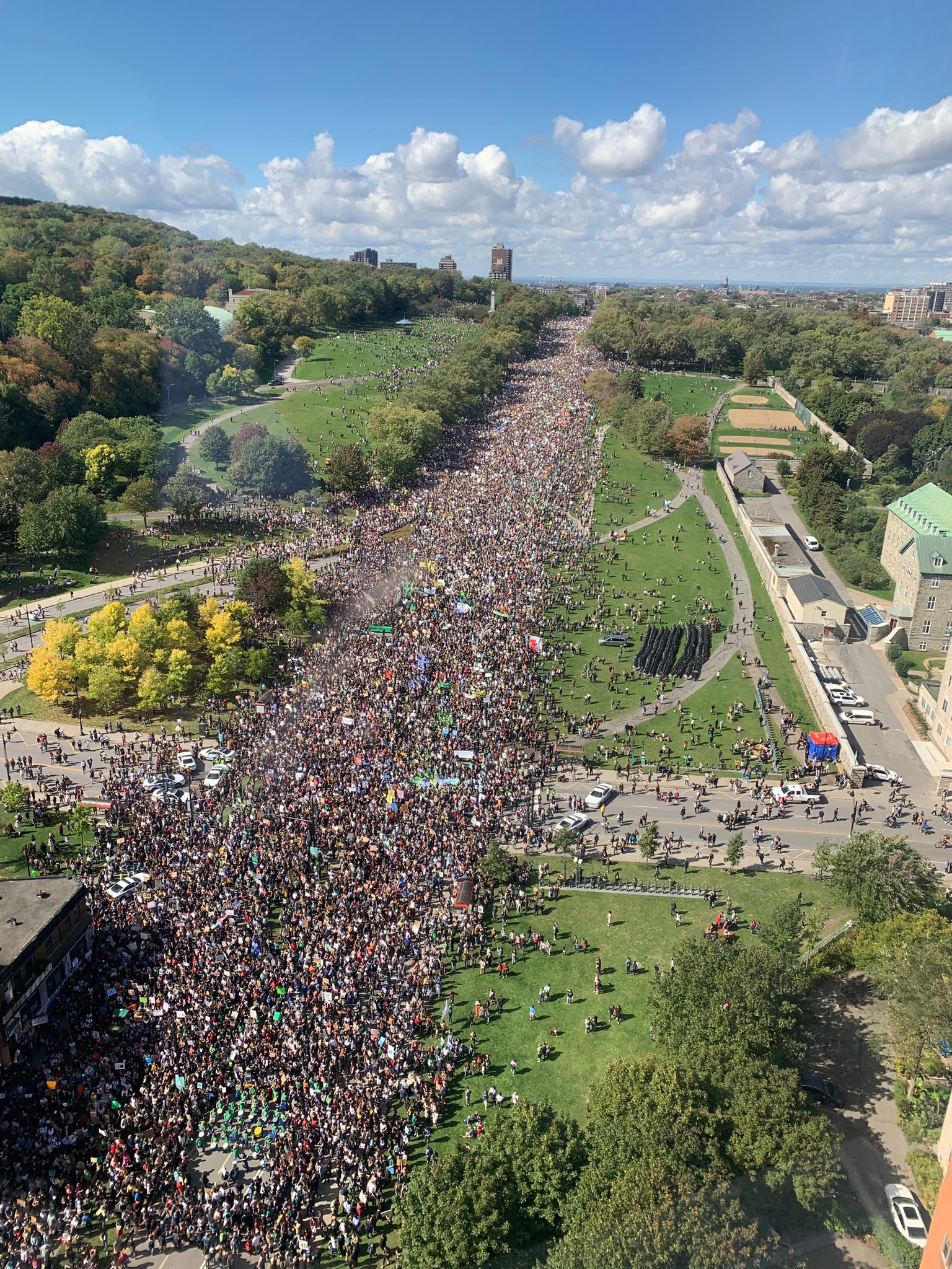Millions Marched for Climate. Here's What's Next.