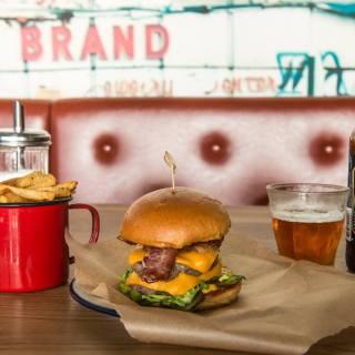 Best burgers Brighton