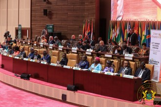 Section of the Assembly of Heads of State