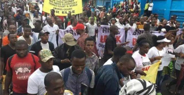 Afbeeldingsresultaat voor liberia protest june 7