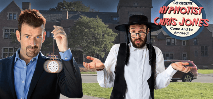 Spooky! The CAB Hypnotist Converted This Junior To Judaism