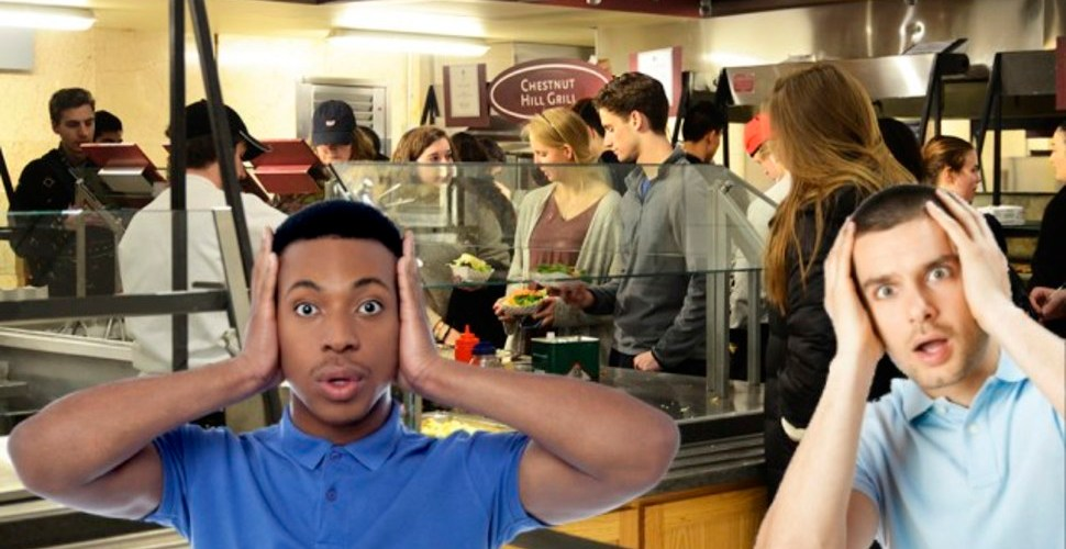 Low On Meal Plan, Freshmen Experience First Shocking Taste of Poverty