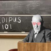 "Freshman Unknowingly Brings Mom to ""Freud 101"""