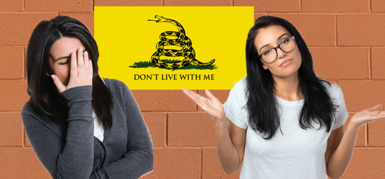 TRAGIC: Roommate May Have Voted Libertarian