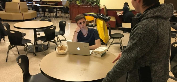 Report: Lonely Student Probably Not Using That Chair