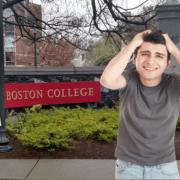 Insufferable Freshman Still Complaining About Living On Newton