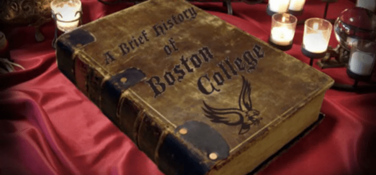 A Brief History of Boston College