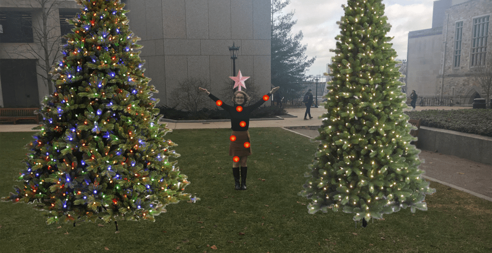 CAB Holding Auditions For O'Neill Plaza Christmas Tree