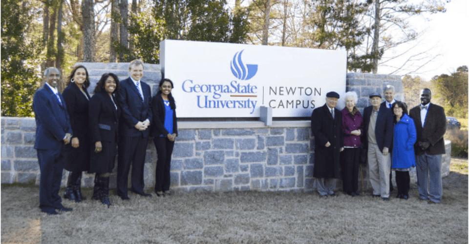 BC Places 1% of Freshmen on Georgia State's Newton Campus