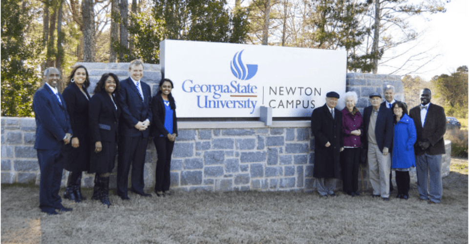 BC Places 1% of Freshmen on Georgia State's Newton Campus