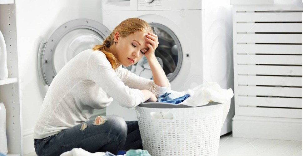 """Laundry Pile Becomes Sentient, Asks """"What Are We?"""""""