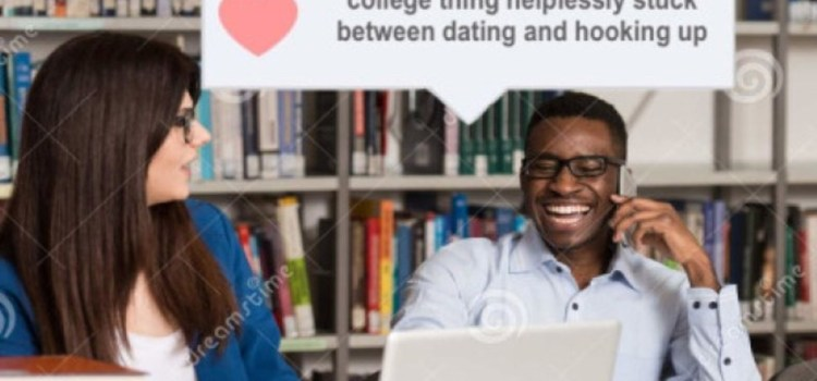 Facebook Adds New Relationship Option For College Thing Stuck Helplessly Between Dating And Hooking Up