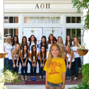 Distraught Freshman Girl Runs Away Down South In Search Of Sorority Big