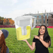 Sustainability Pledge: Pee In Your Brita