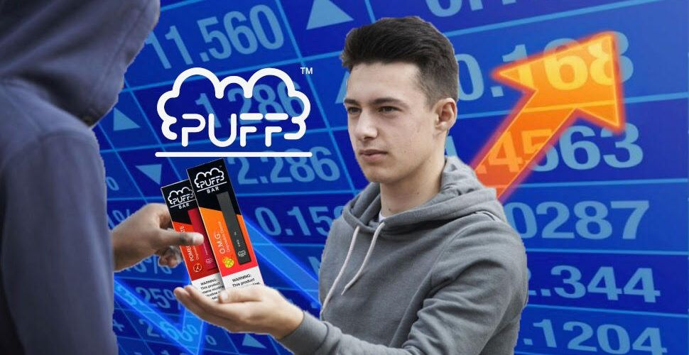 Market Watch: Why Now Is The Right Time To Abandon The Stock Market And Go All In On Puff Bar Reselling