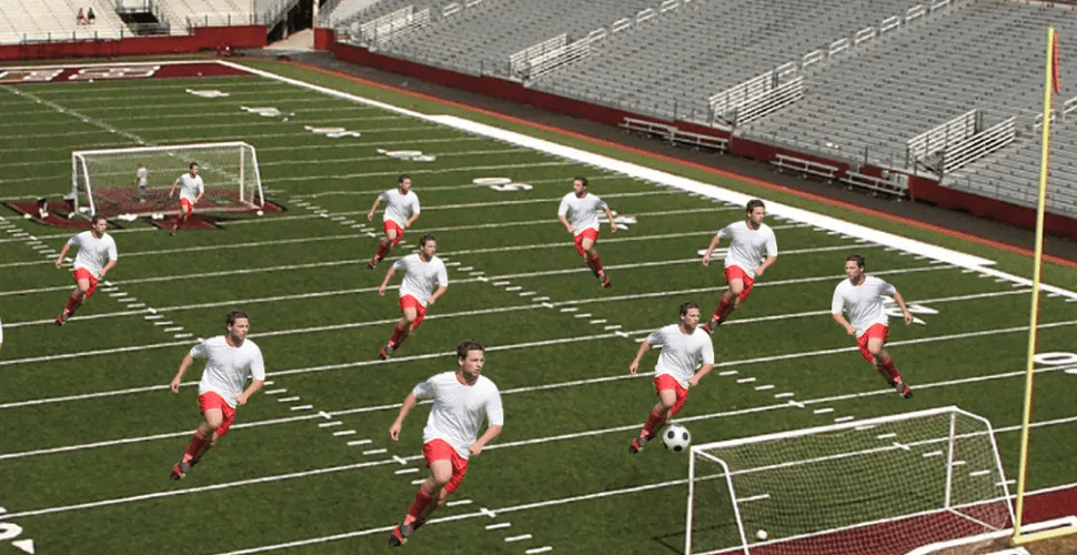 Study Finds Every Intramural Soccer Player Actually Same White Guy Cloned
