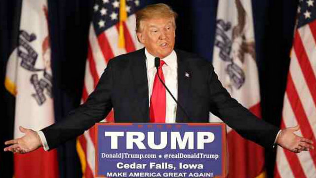 Palin Praises Trump's Leadership With Endorsement In Iowa