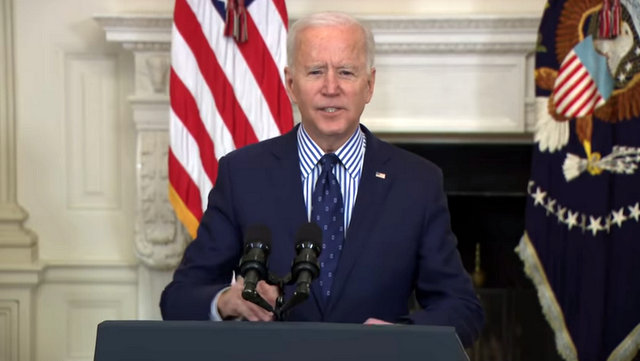 President Biden on the Senate Passage of the American Rescue Plan