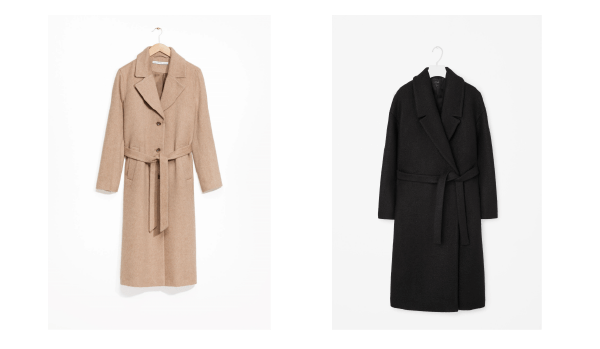 Finding a sustainable winter coat