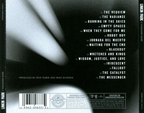 The Catalyst Revisiting Linkin Park S Underrated And Ambitious 2010 Album A Thousand Suns New Fury Media