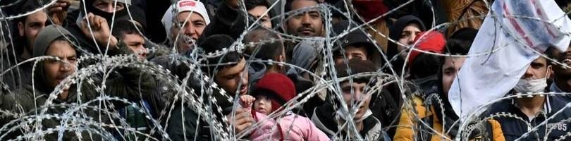 Sognando l'Europa: i migranti in trappola fra Grecia e Turchia