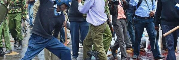 Thugs in Uniform? Police Brutality in Kenya