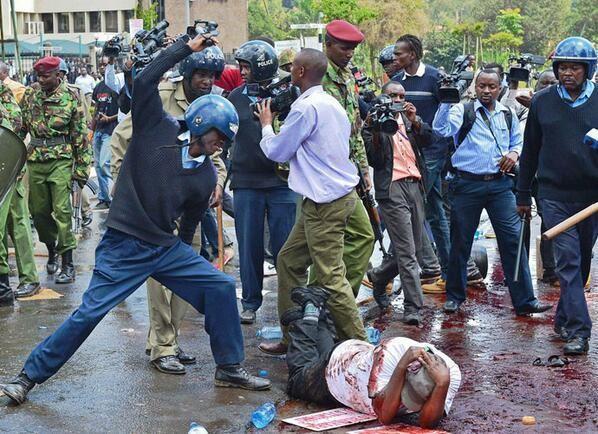 Police Brutality: Kenya