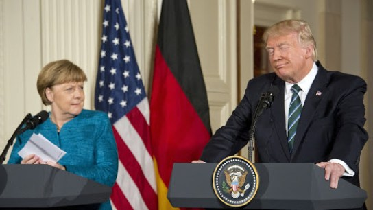 Donald Trump, the US Army and Germany: What is really going on?