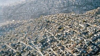 Infrastructure and Over-Exploitation: Draining Mexico City Dry