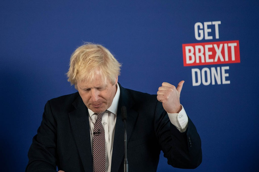 Boris Johnson's Brexit Britain: Rule Breaking Bad Boys?