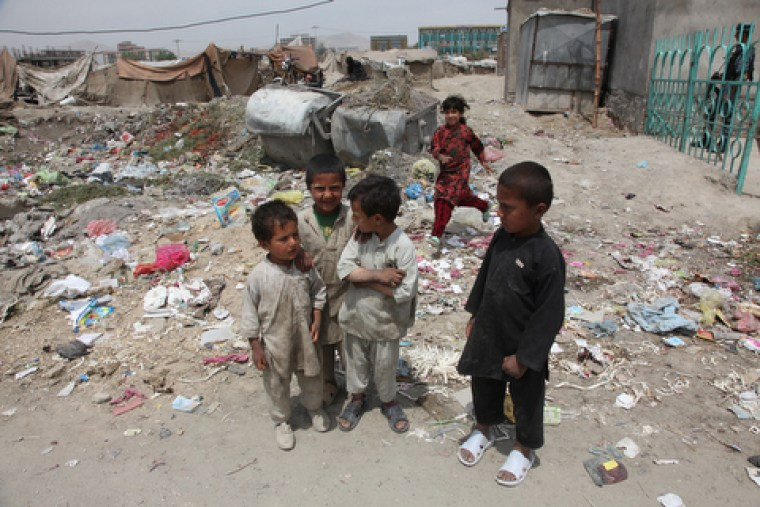 The Effects of Water Scarcity: Evidence From Afghanistan