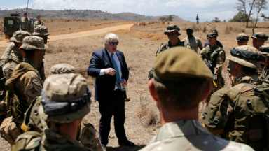 Defence Spending: Is The UK Developing A Foreign Policy Strategy?
