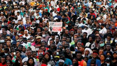 Nigeria #EndSARS Movement: Where Is It Now?