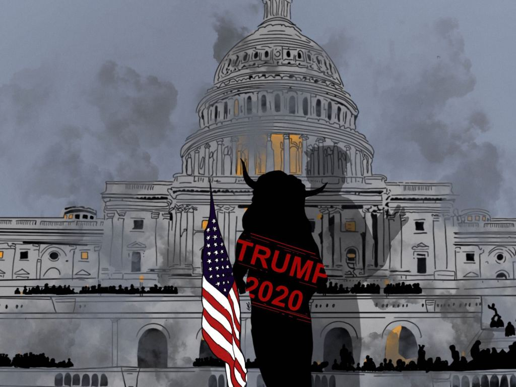 [Analysis] Capitol Hill Is Under Siege