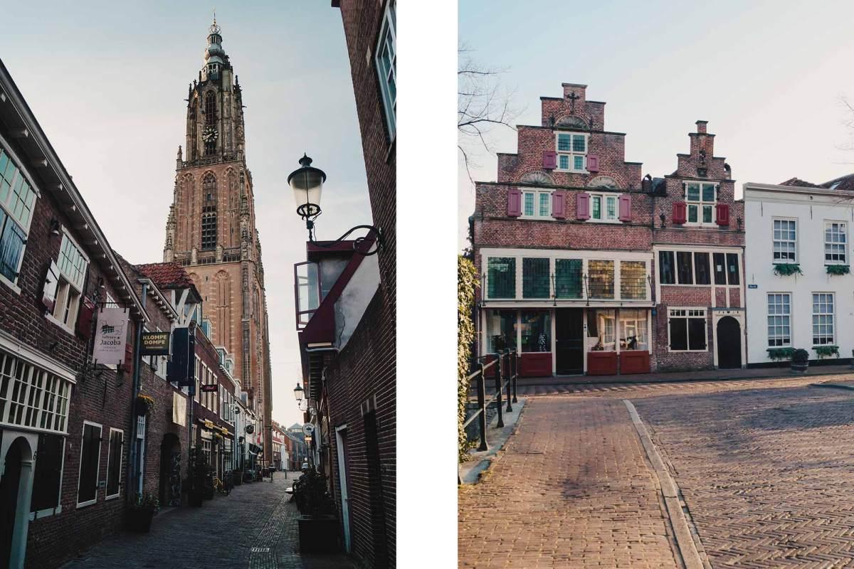 Wandeling langs muurhuizen & beklimming Lange Jan