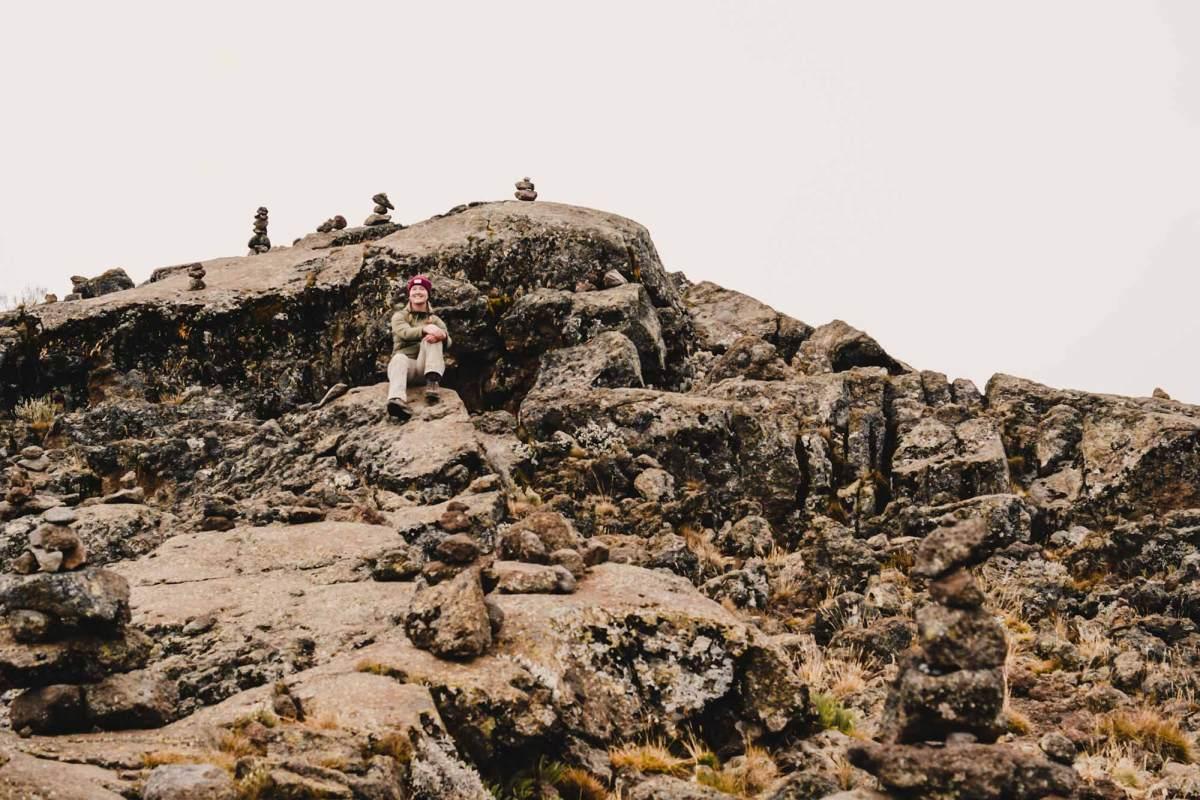 Beklimming Kilimanjaro Tanzania ervaring