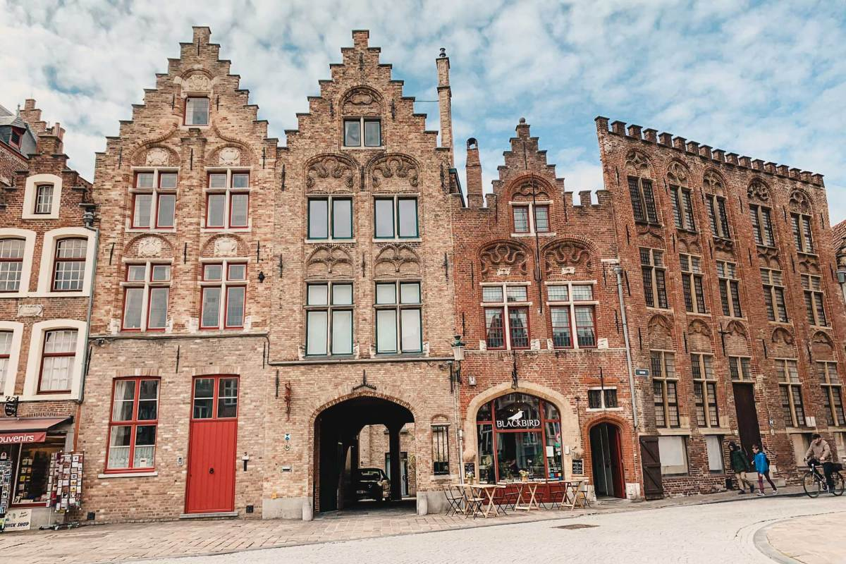 Bourgondische stedentrip naar Brugge