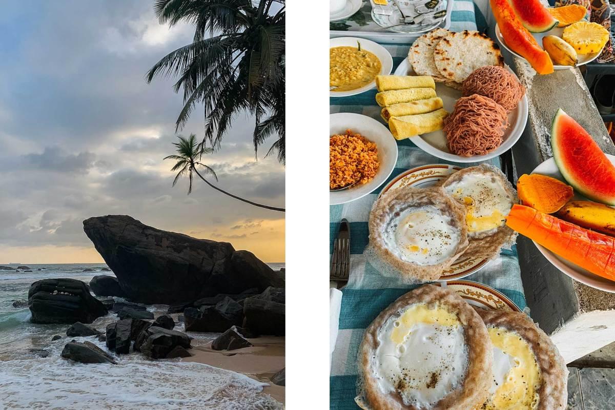 Sri Lanka Beach Tips
