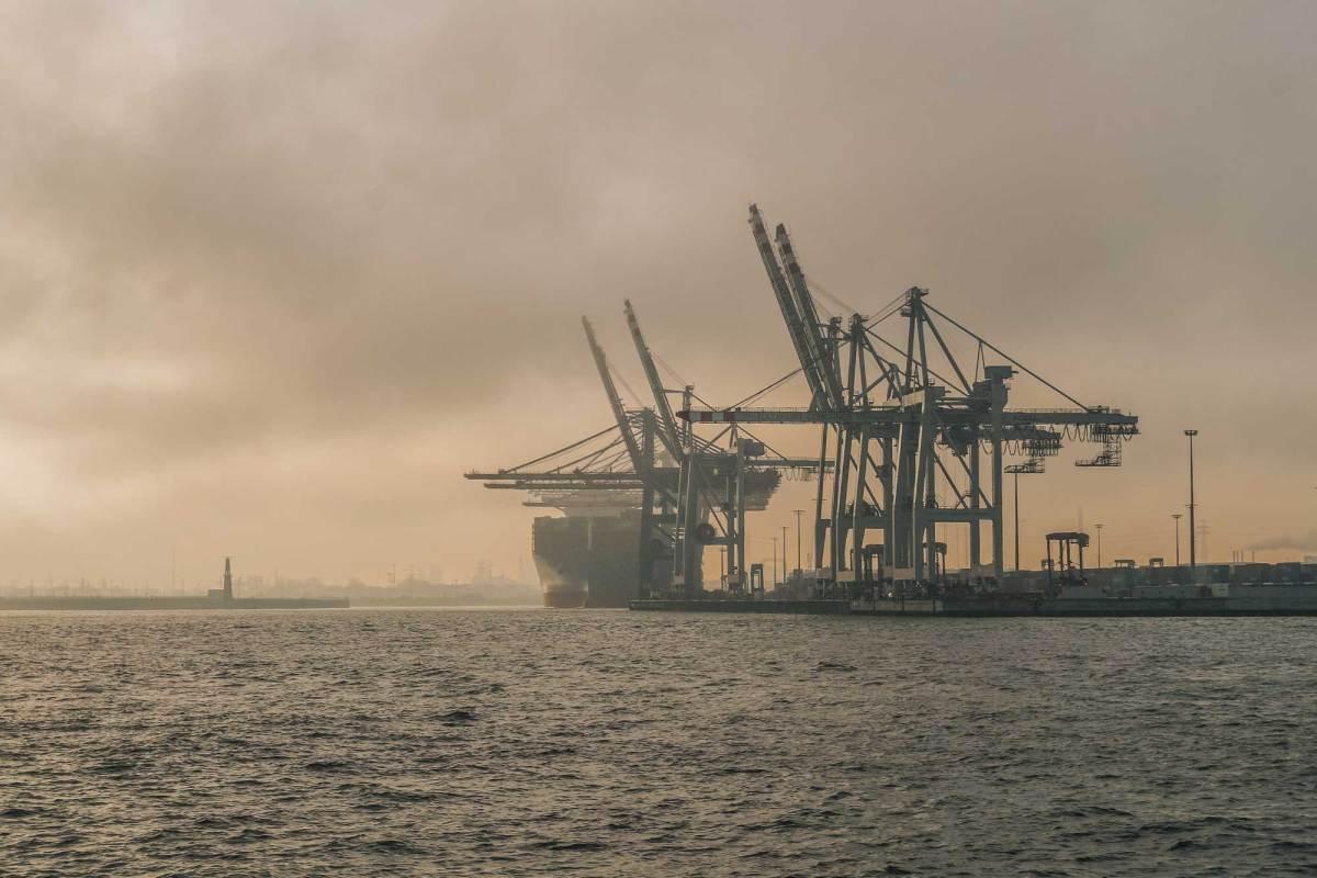 Stedentrip en roadtrip naar havenstad Hamburg