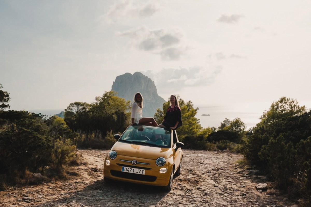 Auto huren vakantie Ibiza tips