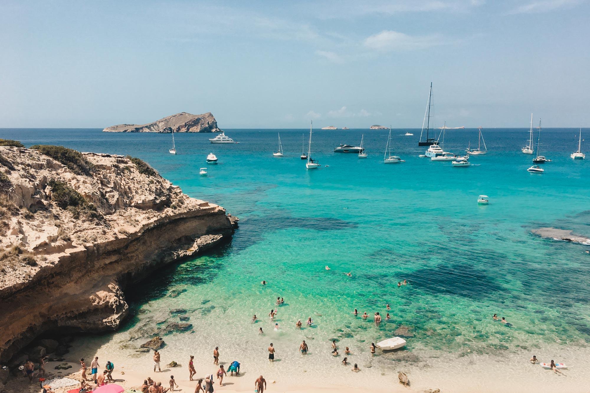 Een lang weekend naar hip Ibiza