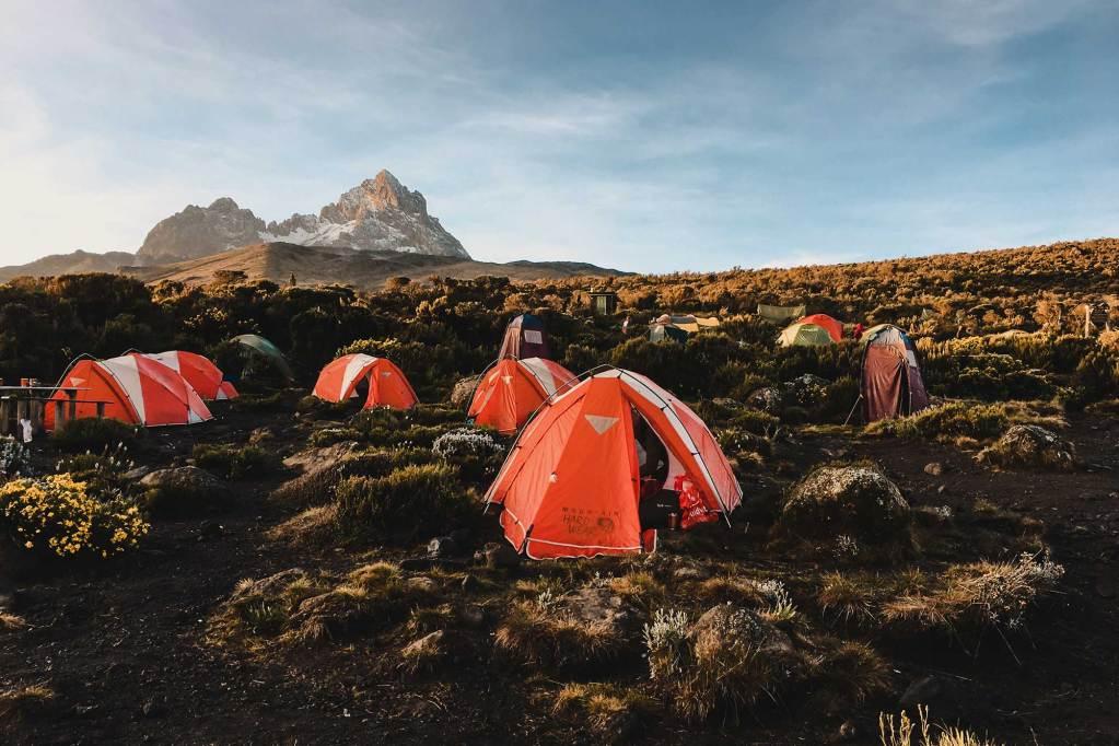 Kilimanjaro beklimmen in Tanzania
