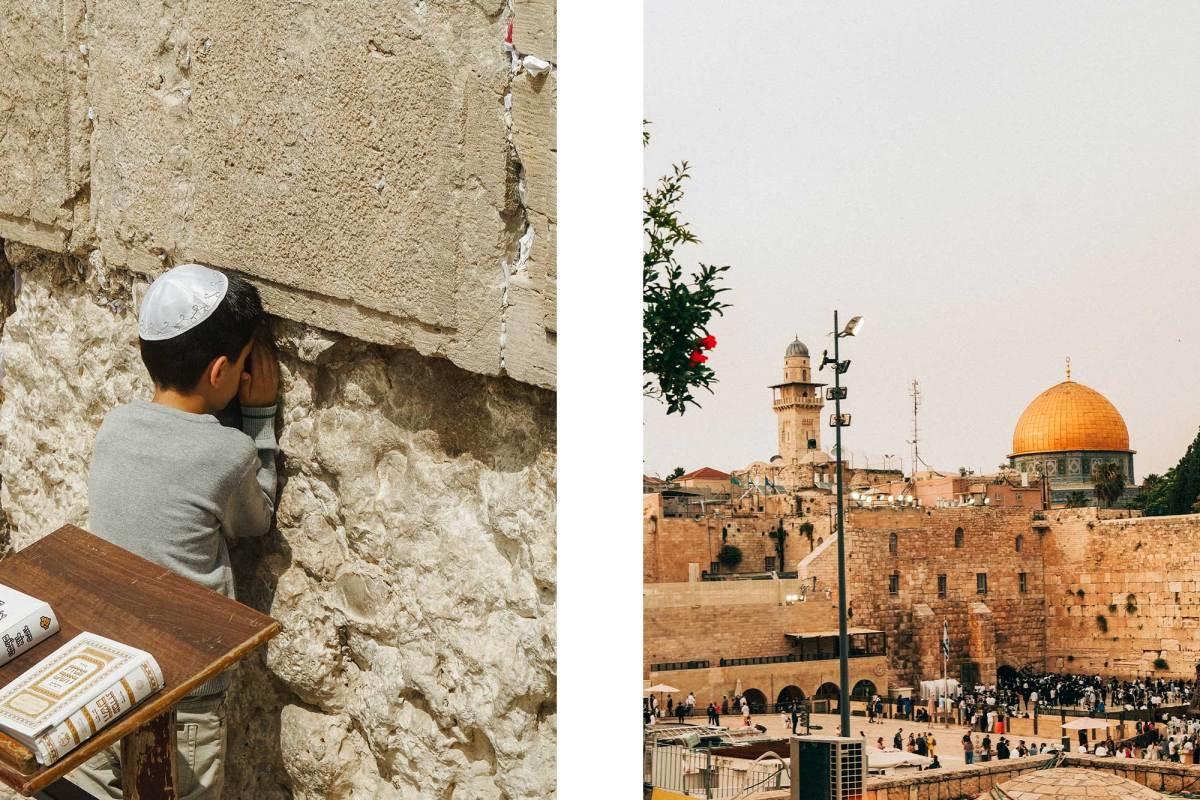 Klaagmuur Jeruzalem bezoeken