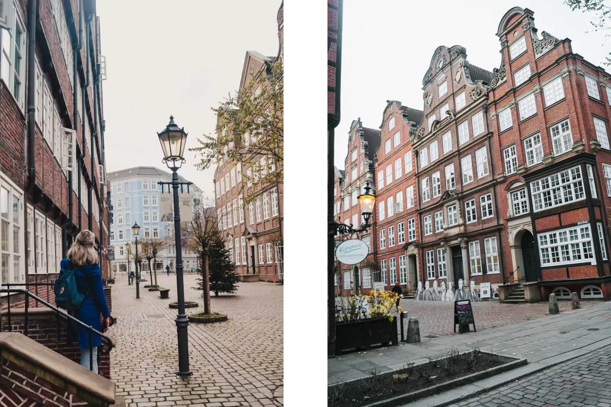 Bezoek de wijk Komponisten Viertel in Hamburg