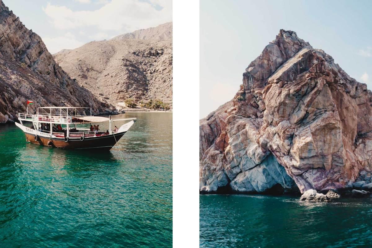 Noord-Oman, Musandam