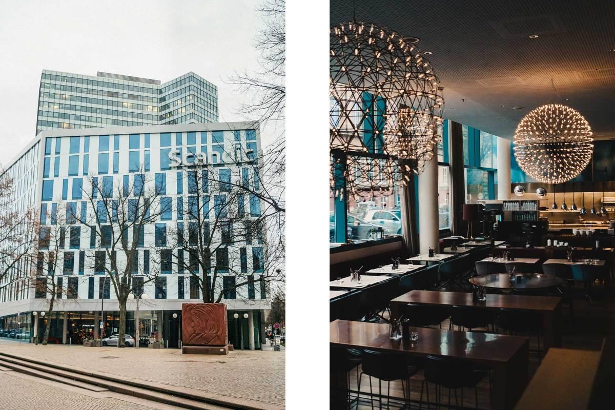 Hotel Scandic Hamburg overnachten
