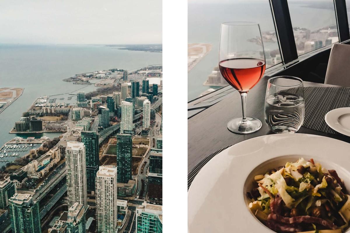 CN Tower Toronto bezoeken